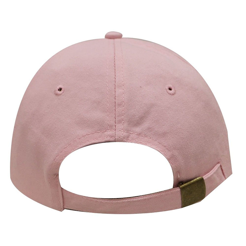 f1bcd31c1185f C104 Coconut Drink Cotton Baseball Dad Cap 19 Colors - Pink ...