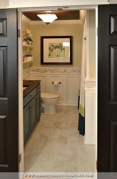 Diy bathroom remodel before and after bathroom - Diy bathroom remodel before and after ...