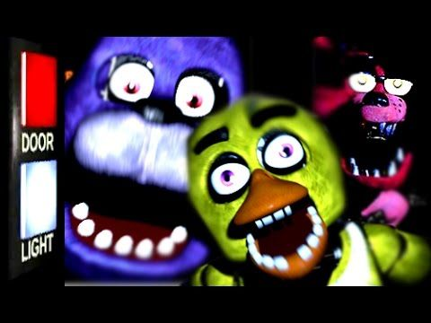 Скачать Мод Five Nights At Freddy S На Гаррис Мод - фото 8