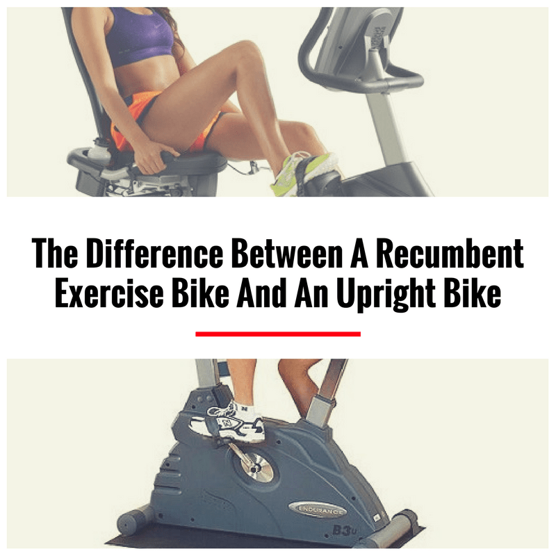 Indoor Recumbent Bike Vs Upright Bike Fitness Advice Recumbent