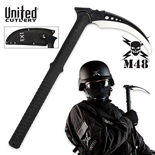 United Cutlery M48 Tactical Kama with Sheath United Cutlery http://www.amazon.com/dp/B00MZXAWH6/ref=cm_sw_r_pi_dp_Sz4qwb13NMPKY