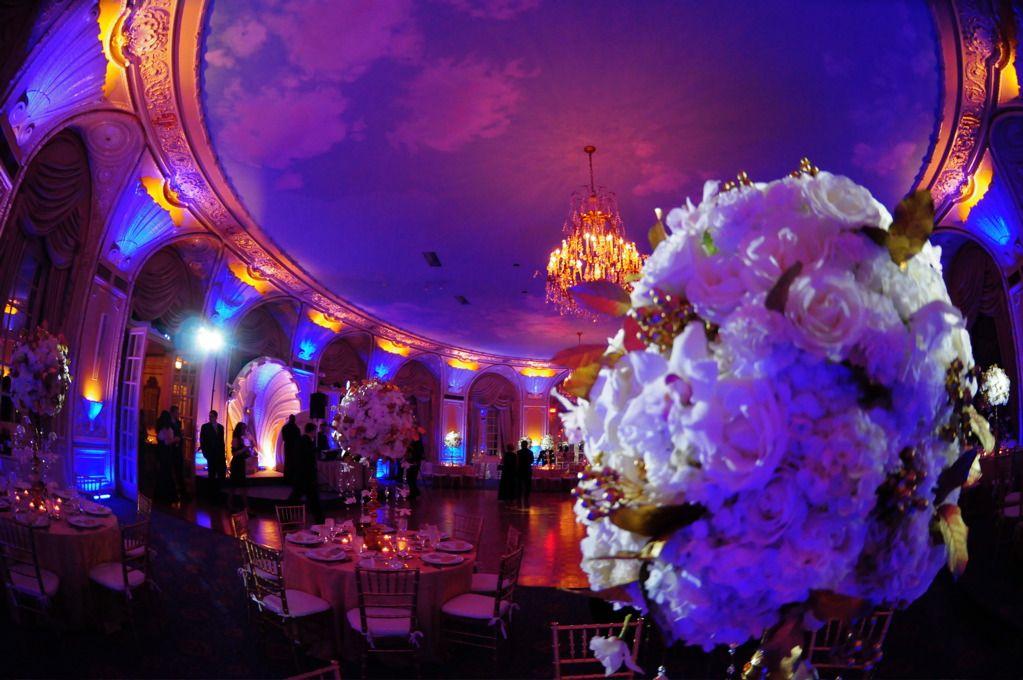 Uplighting Wedding