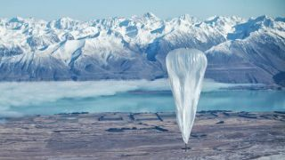 Sabes qué hay detrás de los globos con Internet de Google