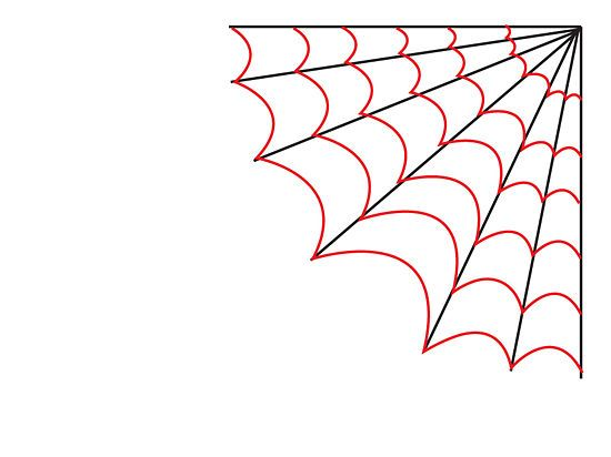 Draw a spider web spider webs spider and holidays for Easy drawing websites