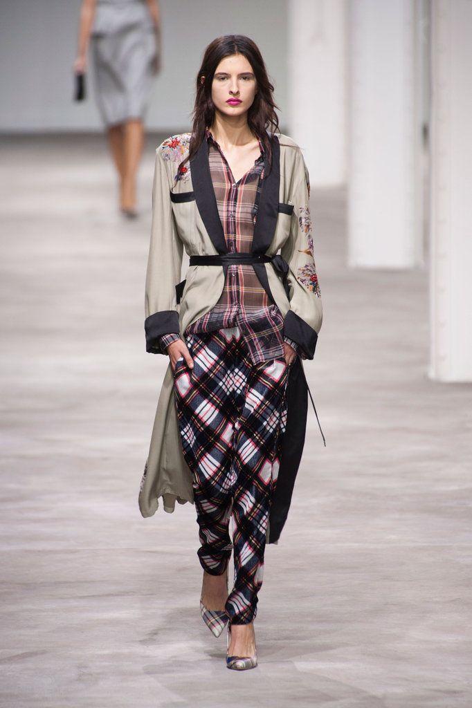 Dries Van Noten, Paris Fashion Week, Spring 2013
