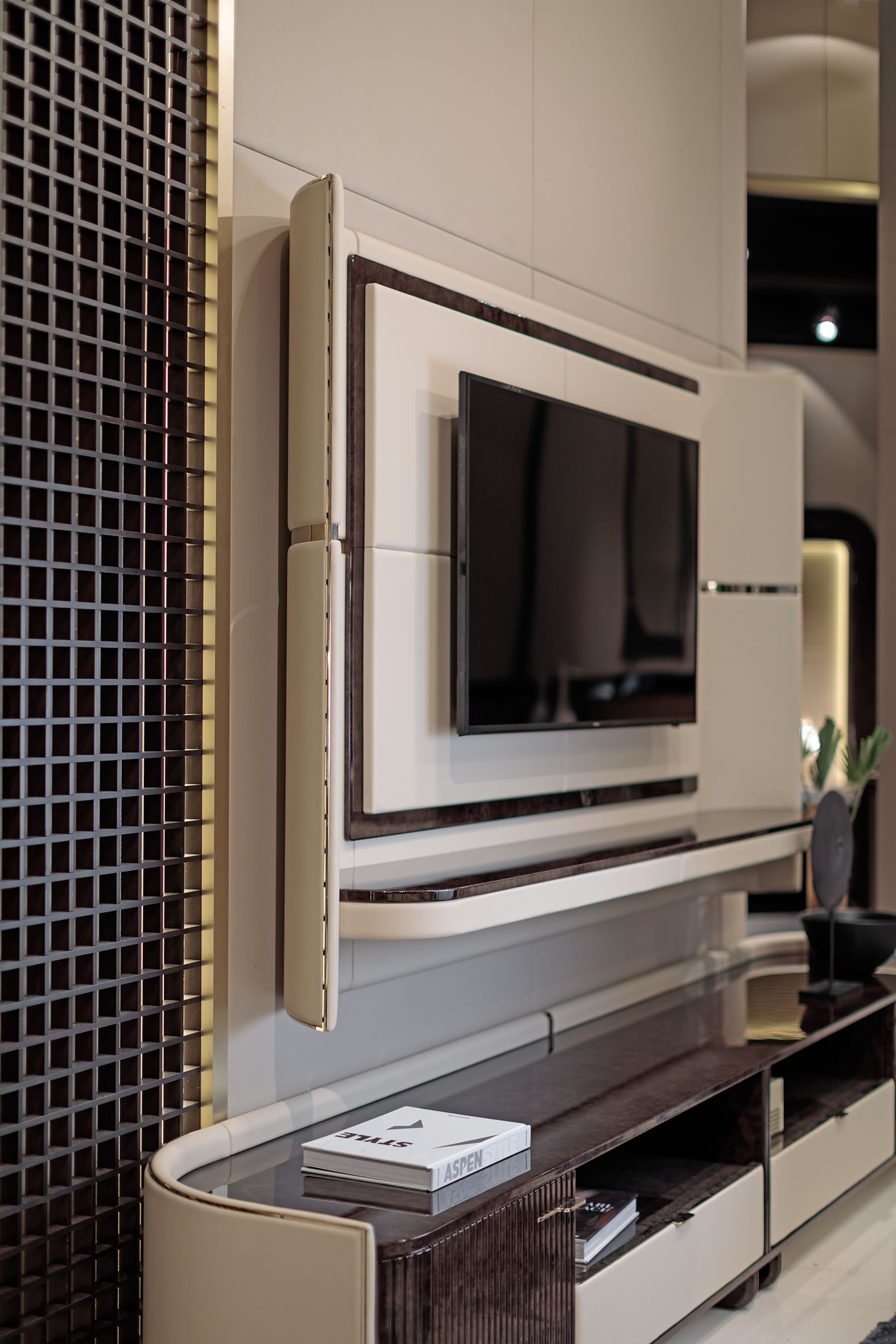 Lcd Panel Design Tv Unit Design Tv: Italian Furniture For Exclusive And Modern Design