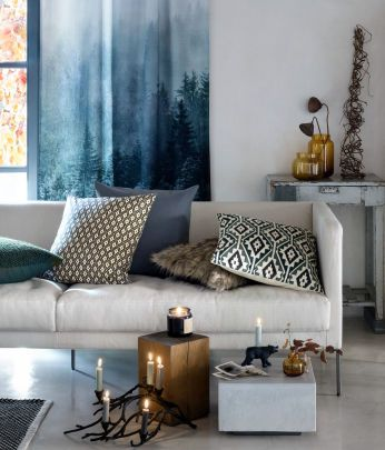 Home | Woonkamer | Kussens | H&M NL - room decor | Pinterest ...