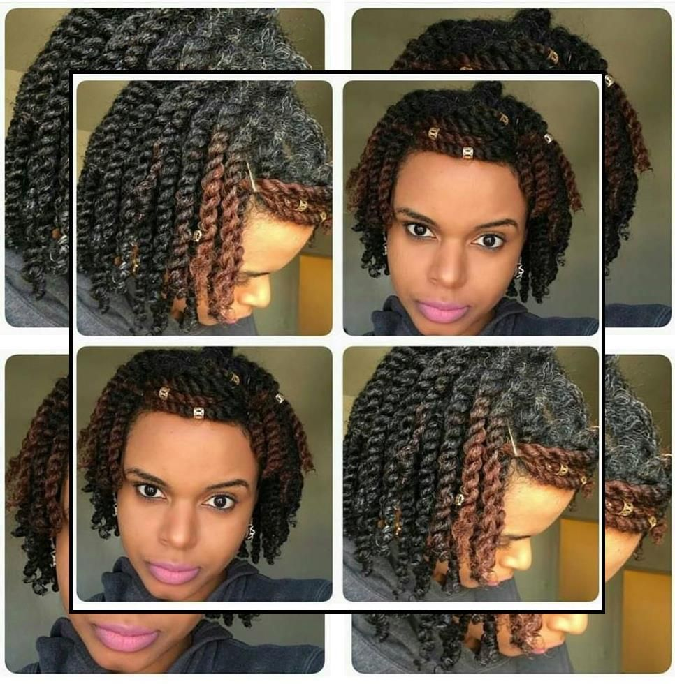 Bob Haircuts For Black Women  South African Hairstyles 40