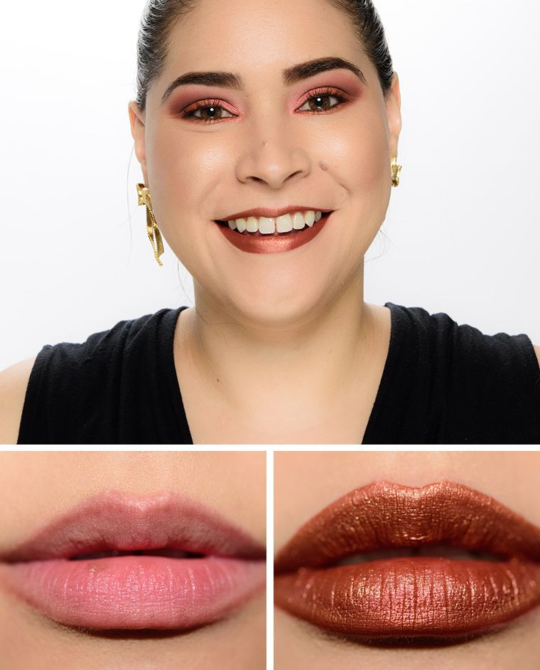 2c84f9f4956 Sephora Warm Nude & Bronze Icon Cream Lip Stains Reviews, Photos, Swatches