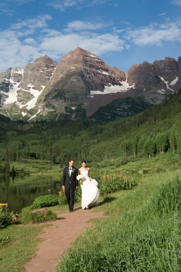 A Guide To Planning Your Maroon Bells Wedding In Aspen