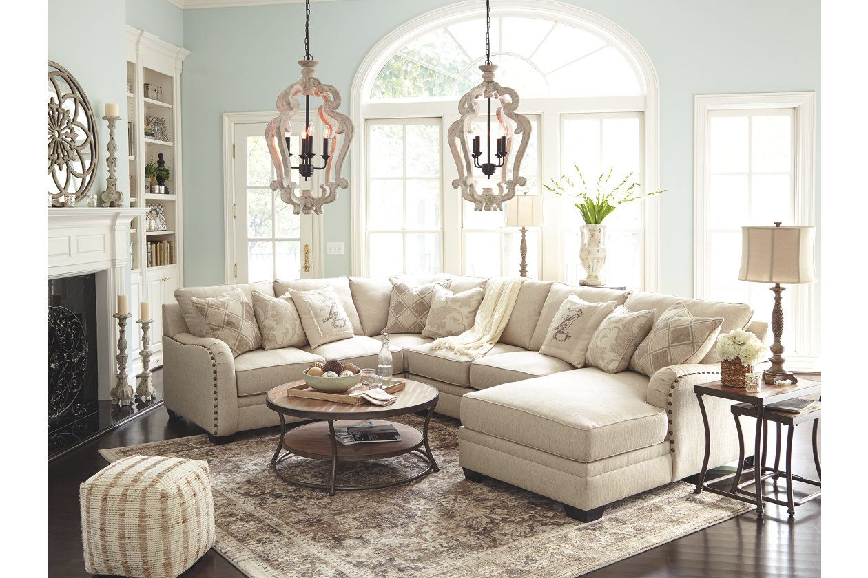 Luxora 4-Piece Sectional | Ashley Furniture HomeStore ...