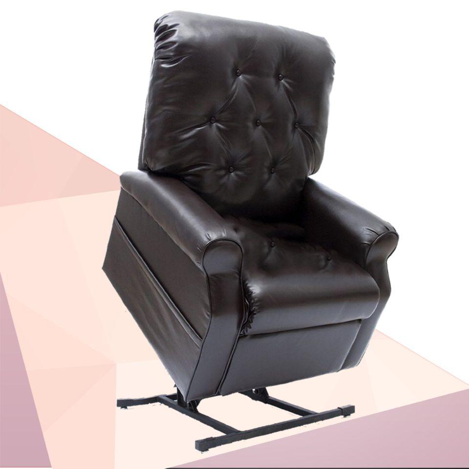 Prime Vibrator Electric Lift Chair Home Lazy Leather Recliner Creativecarmelina Interior Chair Design Creativecarmelinacom
