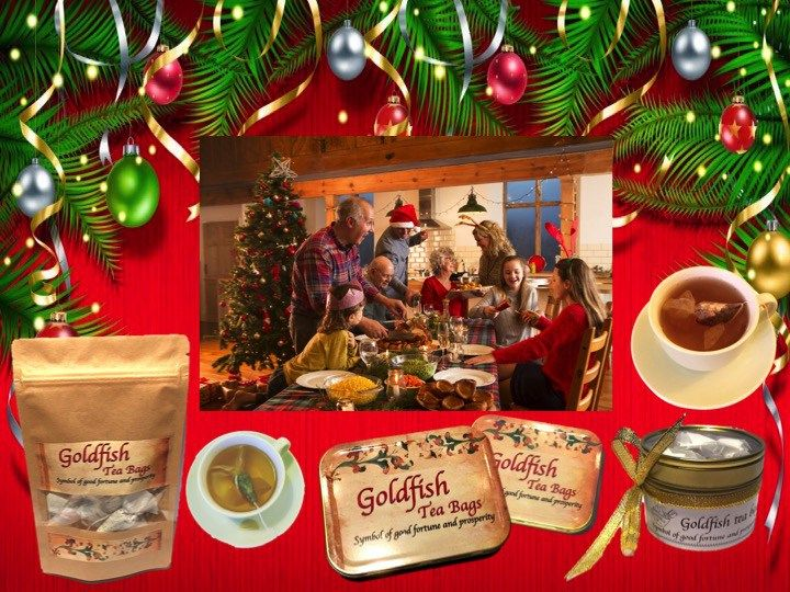 Christmas gifts for tea lovers http://nineherbs.uk/?product_cat ...