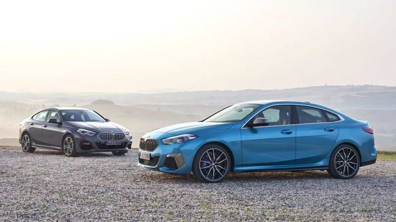2020 Bmw 2 Series Gran Coupe Revealed Ahead Of L A Auto Show Bmw Gran Coupe Car Exterior