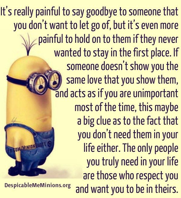 Its Hard To Say Goodbye Quotes Best Memes Pinterest Minions