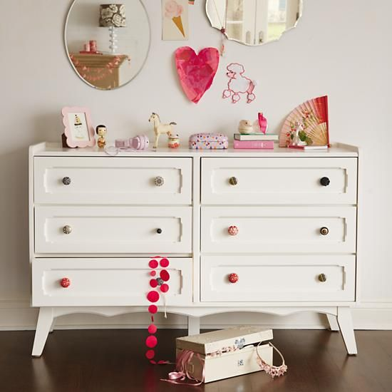 Monarch 6 Drawer Dresser In Dressers The Land Of Nod Possible