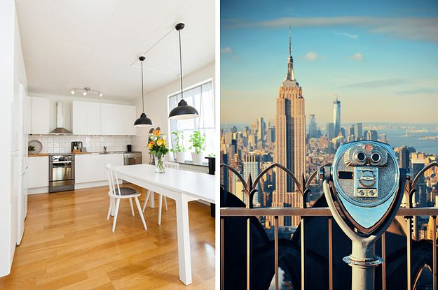 Build Your Dream Apartment And We\u0027ll Tell You Which American City
