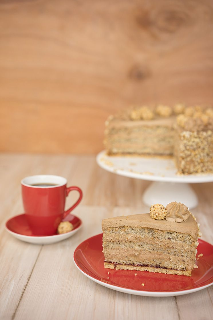 Biskuitteig torte 26 cm