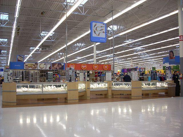 Walmart Interior Walmart Retail Design Interior