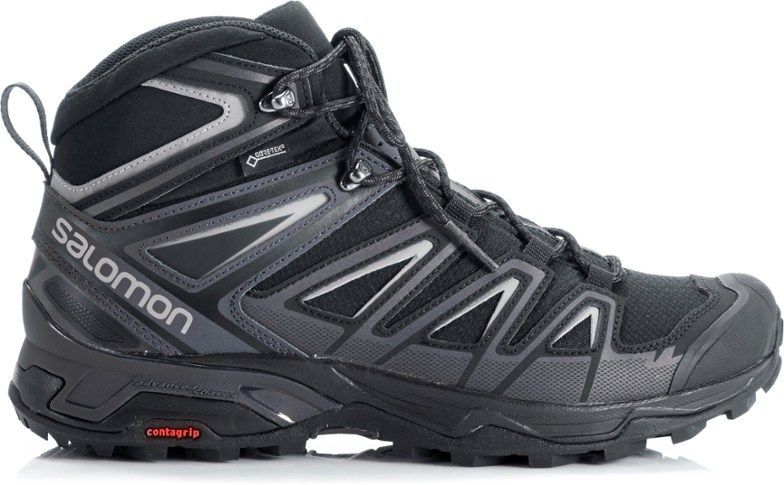 Salomon X Ultra 3 Mid Gtx Hiking Boots Men S Rei Co Op In 2020 Hiking Boots Backpacking Boots Hiking Gear Women