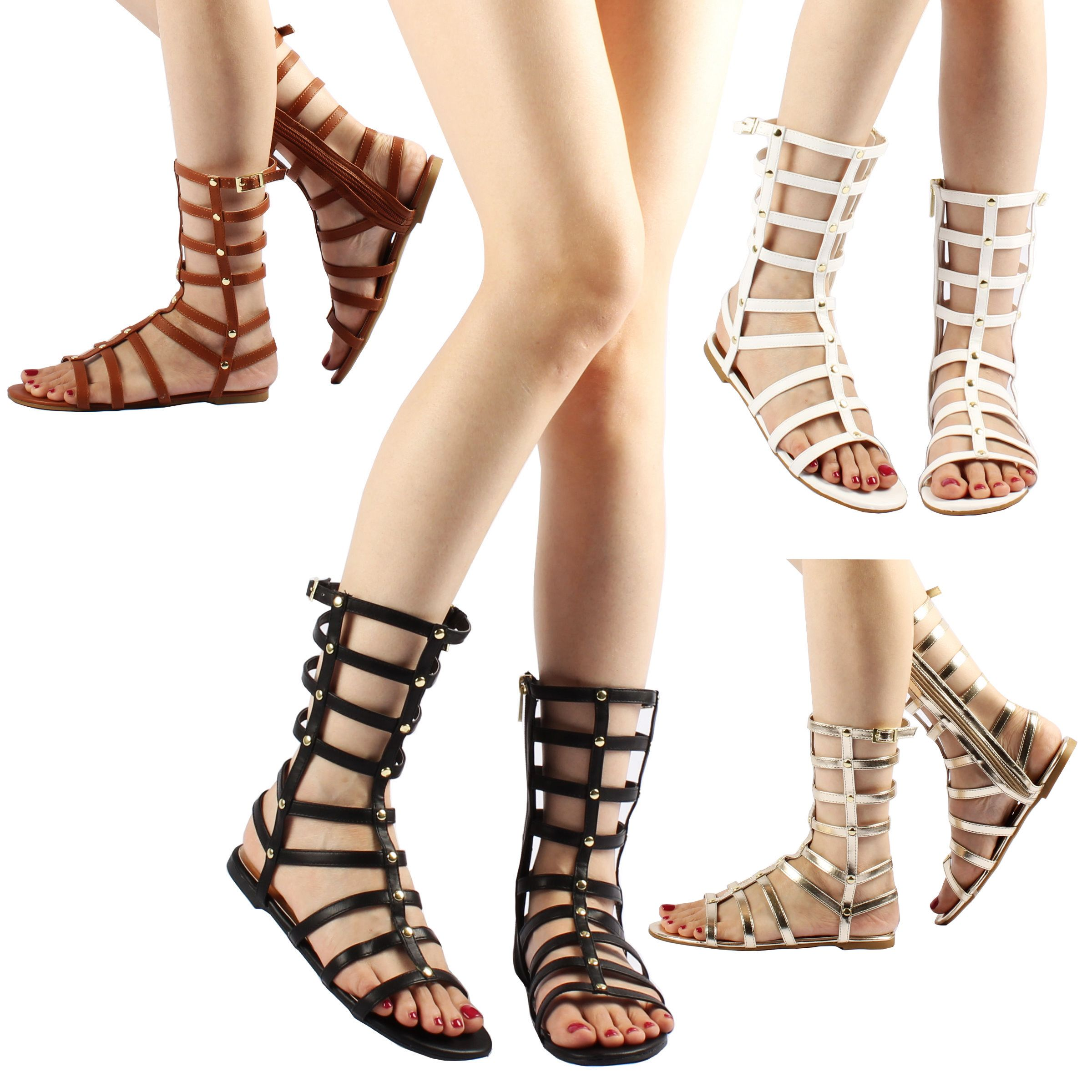 2da7e68fb66 New and Best Gladiator Sandals When searching to some Roman gladiator  costume online or at stores