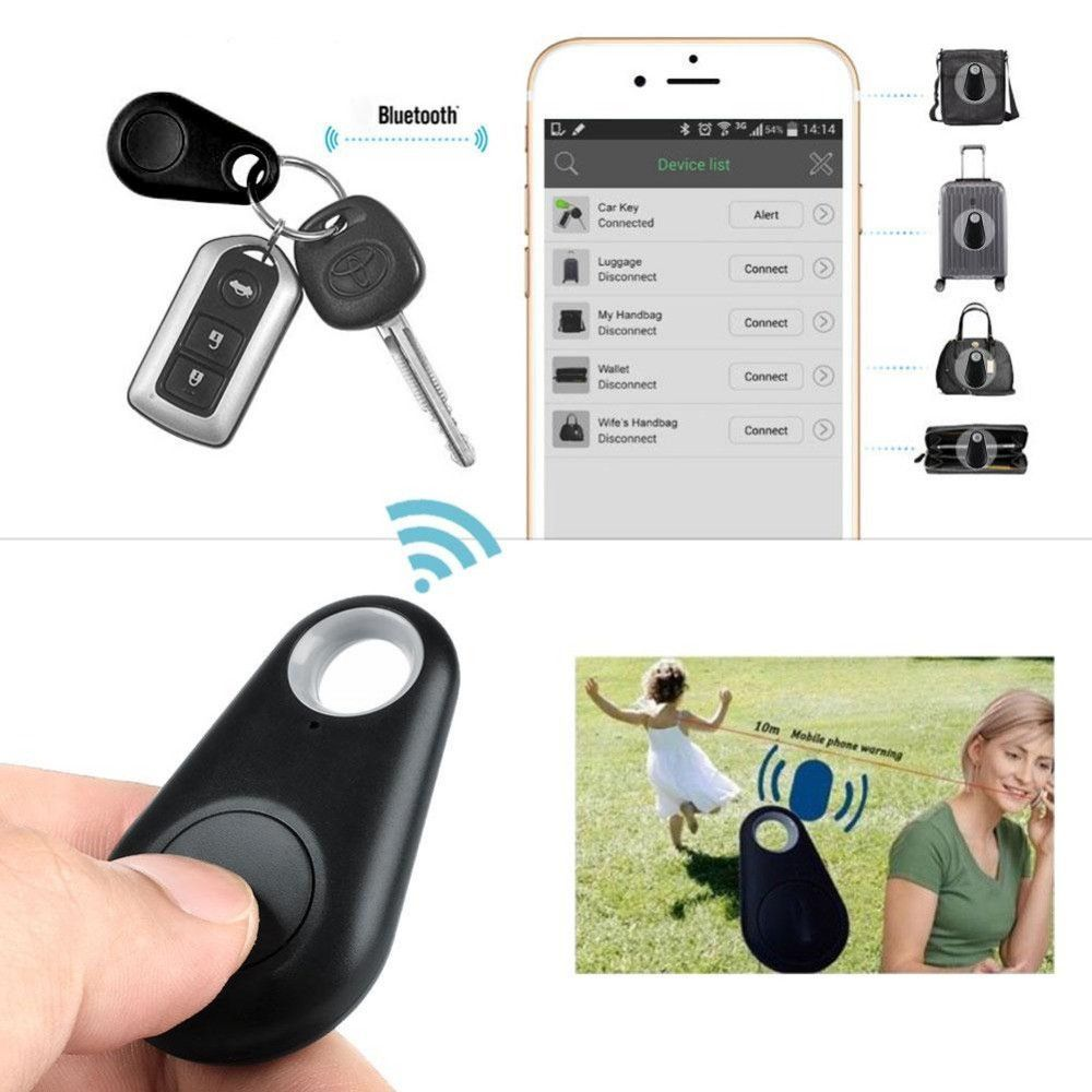 Smart Finder Key Finder Wireless Bluetooth Tracker Anti Lost Alarm Smart Tag Child Bag Pet Gps Locator Itag For Ios Android Key Finder Smart Key Smart Tag