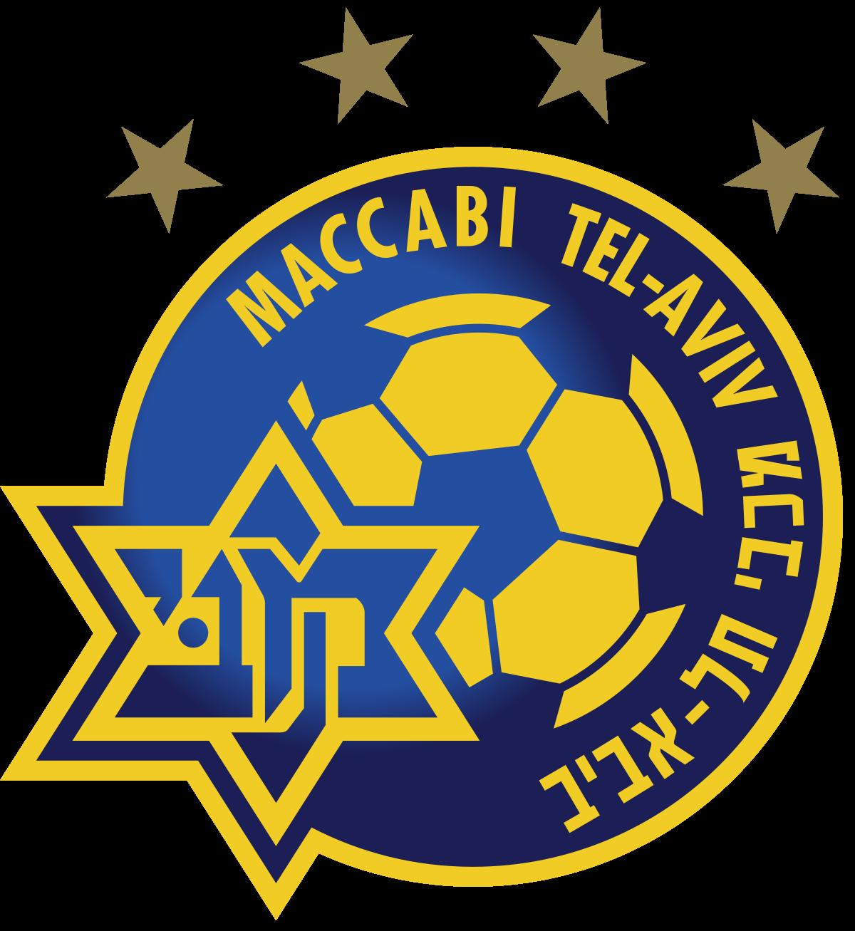 Maccabi Tel Aviv Logo 2019 20 Uefa Champions League Champions League Football Logo Tel Aviv