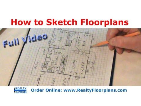 How To Make A Floorplan In Excel Microsoft Excel Tips Youtube How To Plan Floor Plans House Plans