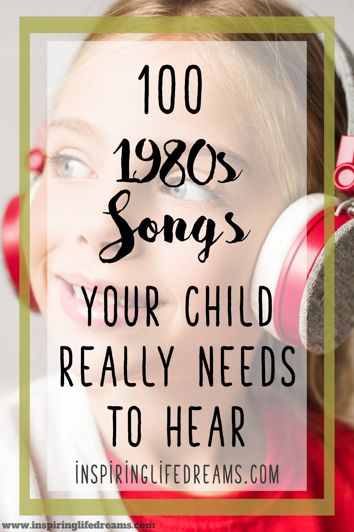 100 Best 80s Songs Your Children Really Need To Hear Best 80s