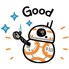 Line Official Stickers Little Twin Stars Hand Drawn Stickers Example With Gif Animation Star Wars Stickers Star Wars Music Stickers