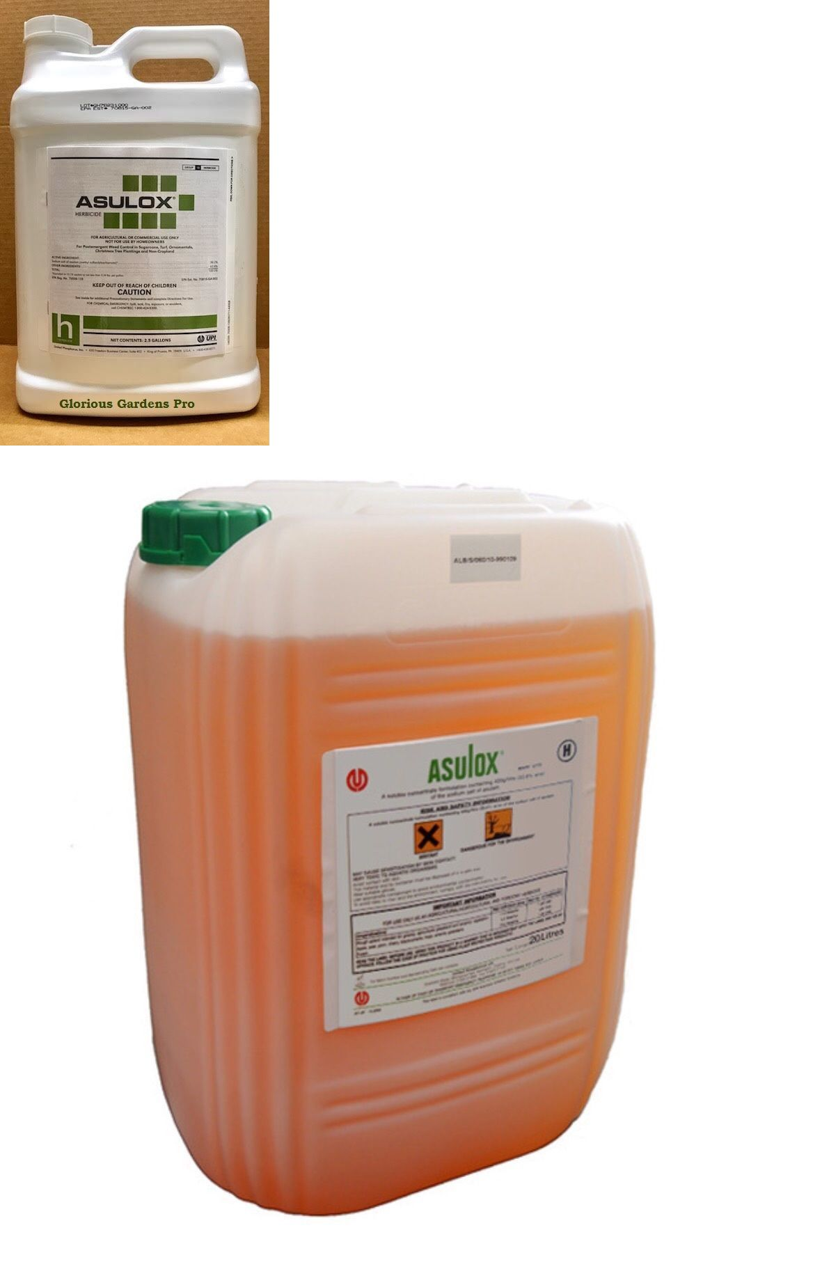 Herbicides and Fungicides 181048: Asulox Herbicide ( 2 5