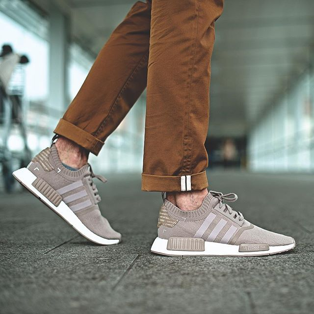 on sale 91103 91162 Adidas Originals NMDR1 Vapor Grey