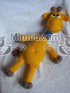 amigurumi-oyuncak-fil-nasil-yapilir-5 | Animali amigurumi all ... | 300x225