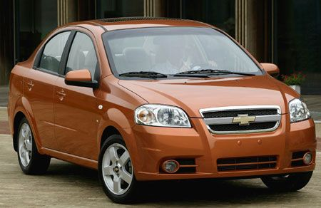 Chevrolet Aveo 2007 2008 Techinical Workshop Service Repair Manual