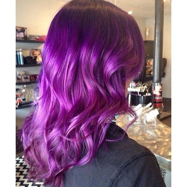 Pravana Vivids Color Chart | Smoky purple by PRAVANA ...
