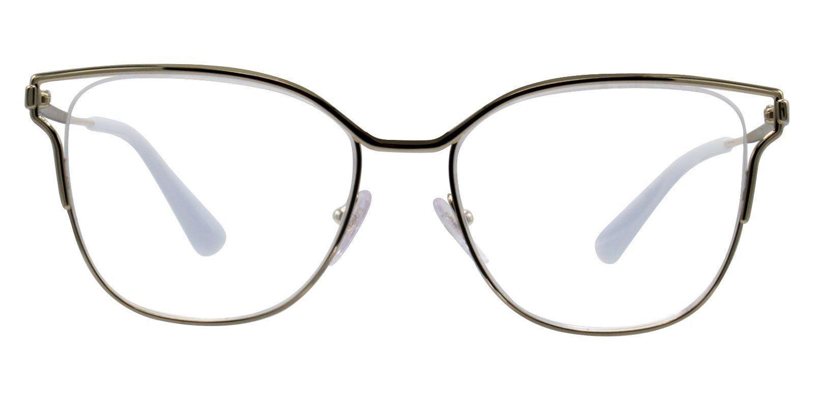 Prada - PR54UV Gold eyeglasses   Free Shipping - Designer Eyes 01cde11bc5