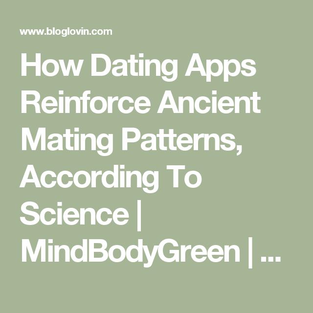 Mind body green dating login