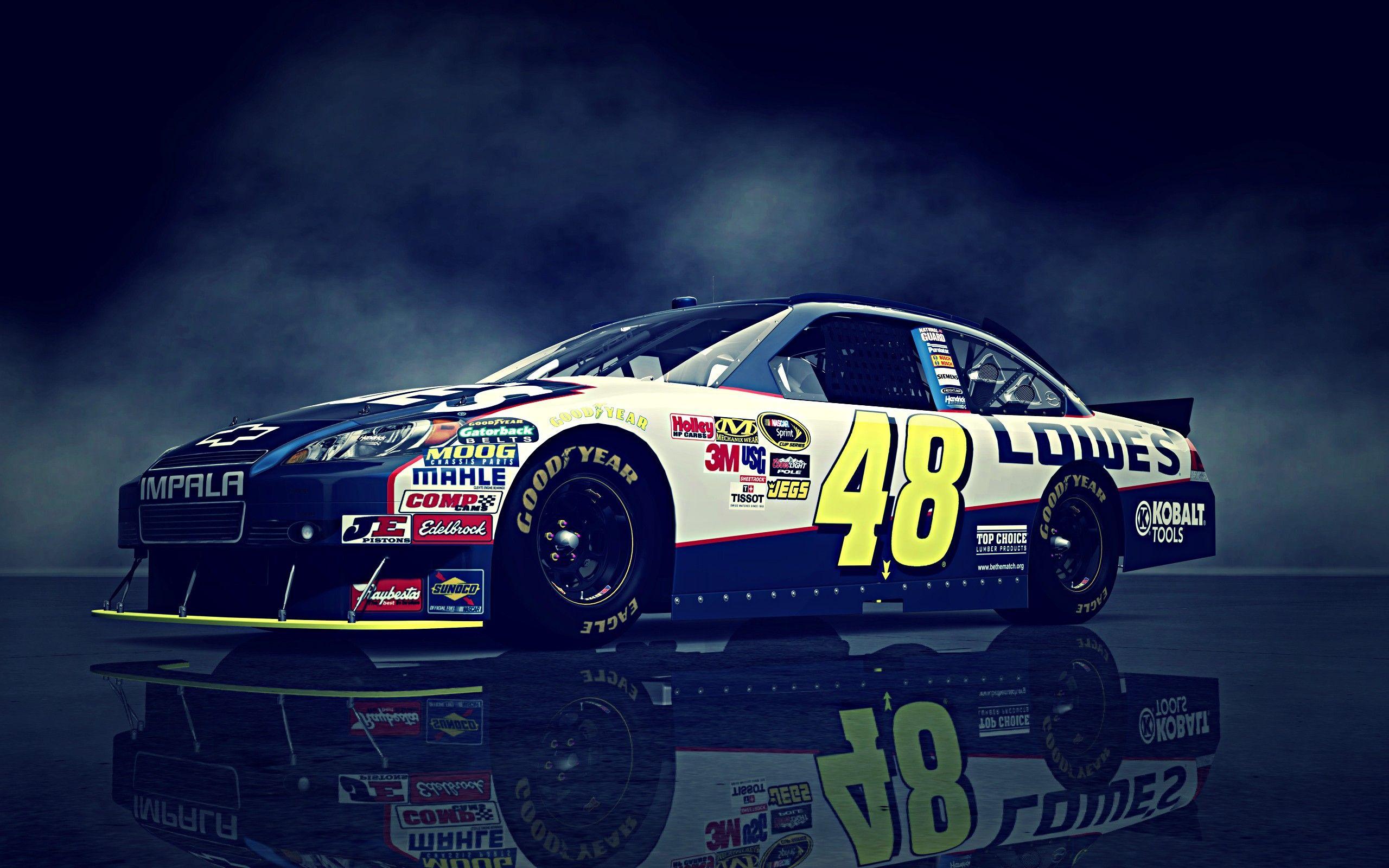 Free Nascar Jimmy Johnson Wallpapers Hd Nascar Race Cars Car Chevrolet Racing