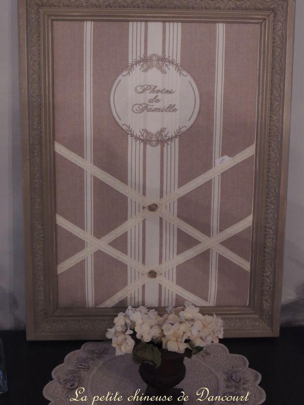p le m le cadre ancien cadres la petite chineuse de dancourt fait maison tableaux p le. Black Bedroom Furniture Sets. Home Design Ideas