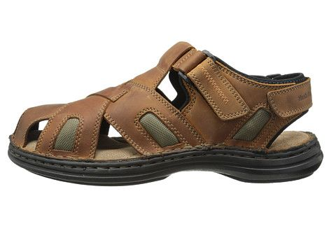 Hush Puppies Relief Fisherman Copper Leather 6pm Com Leather