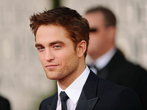 Robert Pattinson Hair Color Men Hair Color For Your Style
