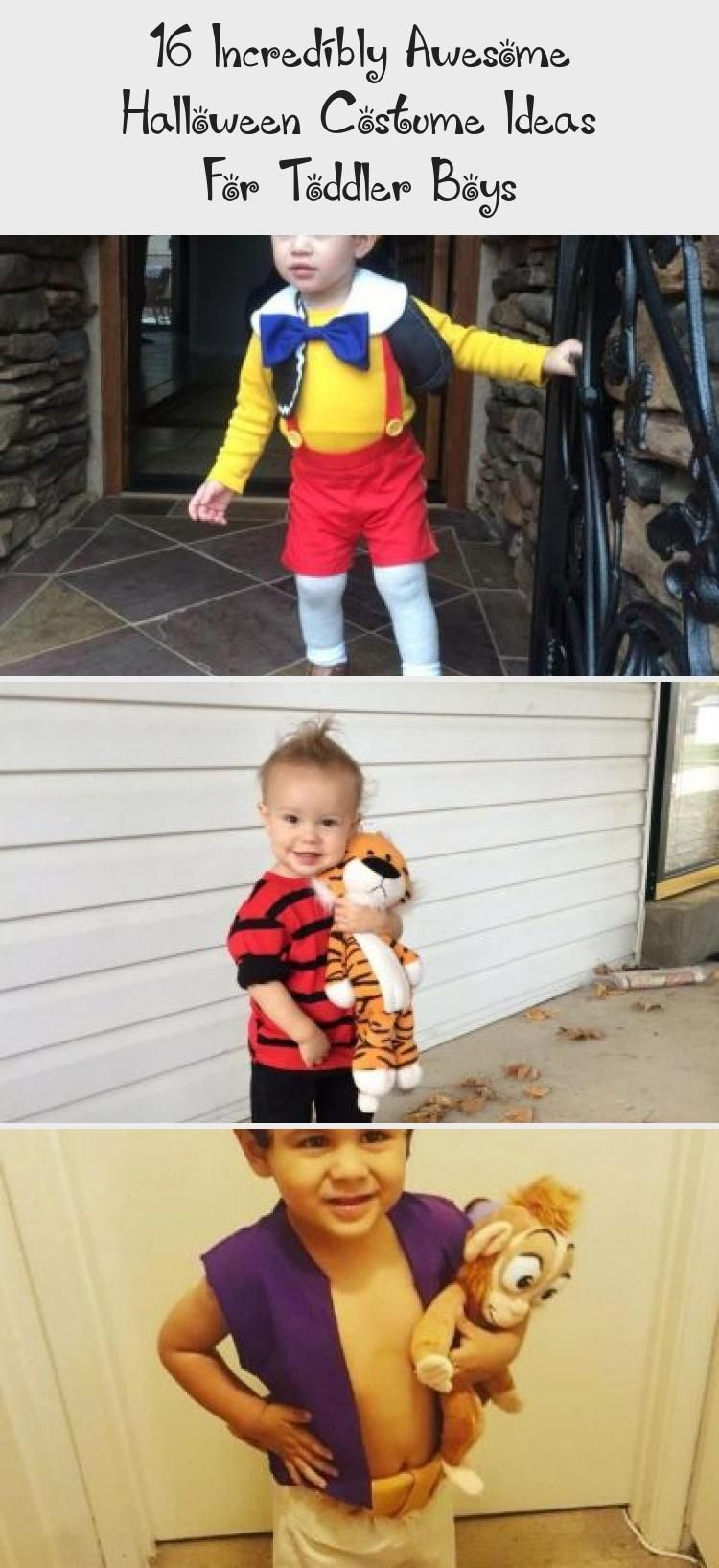 16 Incredibly Awesome Halloween Costume Ideas For Toddler