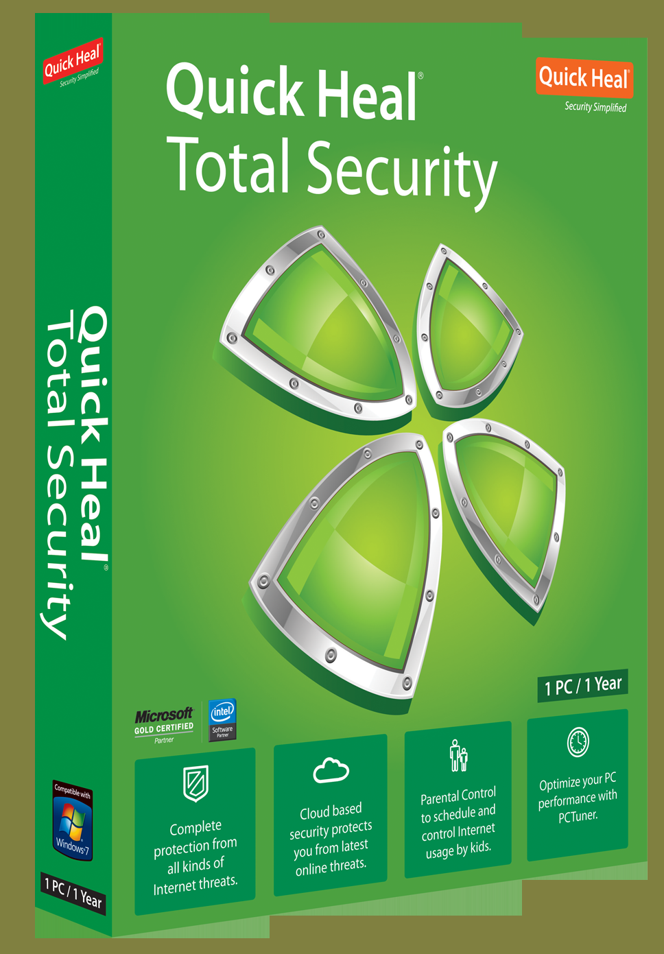 Specifications quick heal antivirus pro protects your laptops and desktops and provides protection against malicious threats
