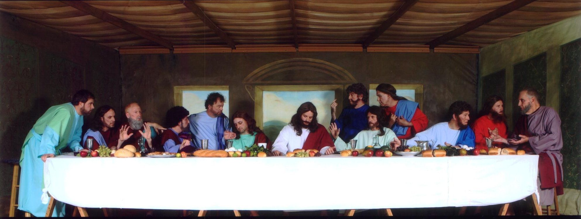 The Last Supper - Bible Story Verses & Meaning
