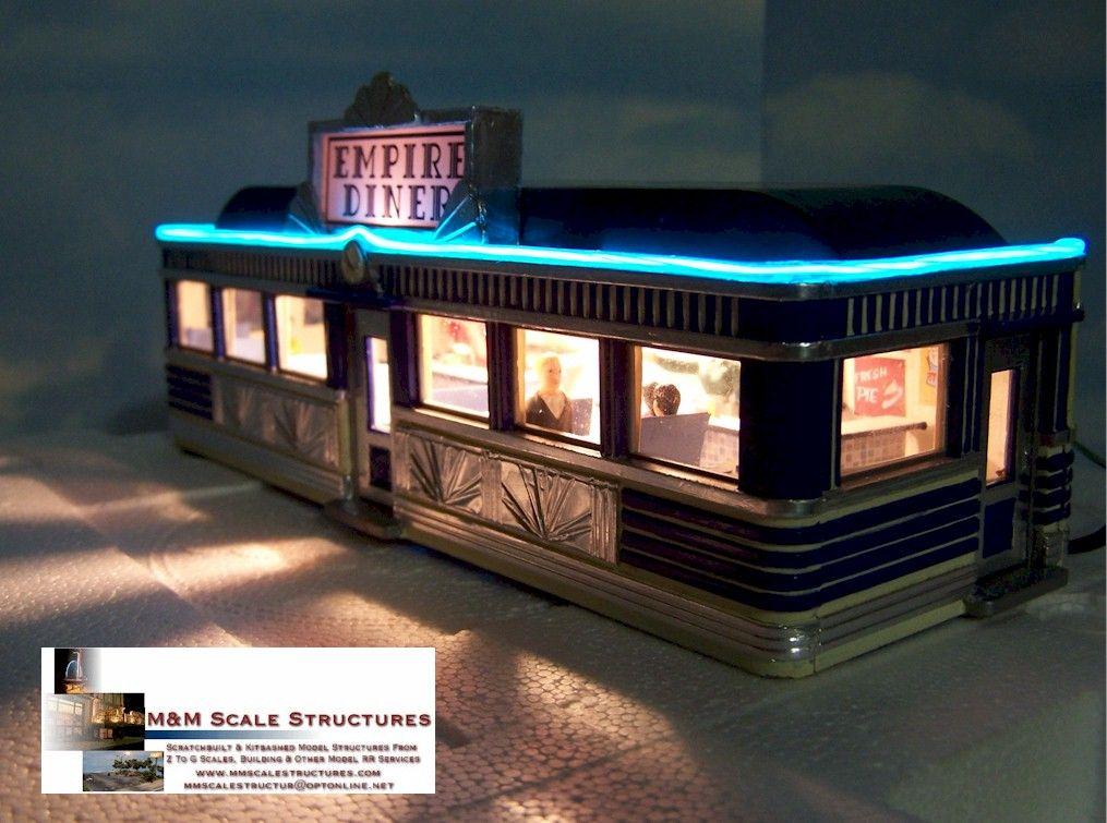 Retro Diner Exterior Google Search Diner Restaurant