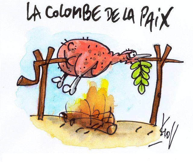 Les Rencontres du dessin de presse de Caen reportées au ...