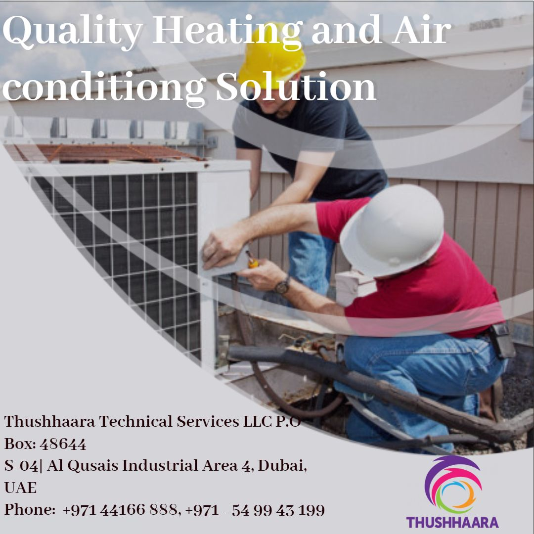 Get the best quality heating and Air conditioning