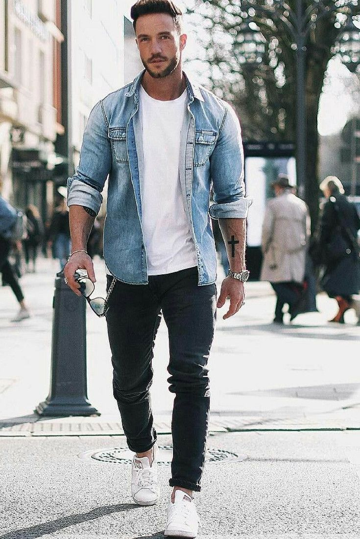 9 Coolest Summer Outfit Formulas For Stylish Guys | # Menu0026#39;s Fashion Blog - PS | Pinterest | Men ...