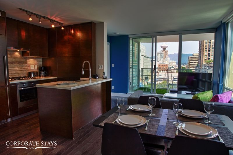 This Luxury Apartment In Yaletown Is Perfect For Long Or Short Term Stays  In Vancouver #