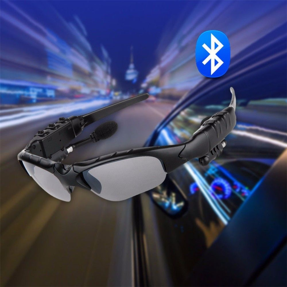 Three sets of bluetooth glasses lens Wireless Bluetooth 4.0 Headset Telephone Polarized Driving Sunglasses/mp3 Eyes Glasses | #HeadphonesWireless